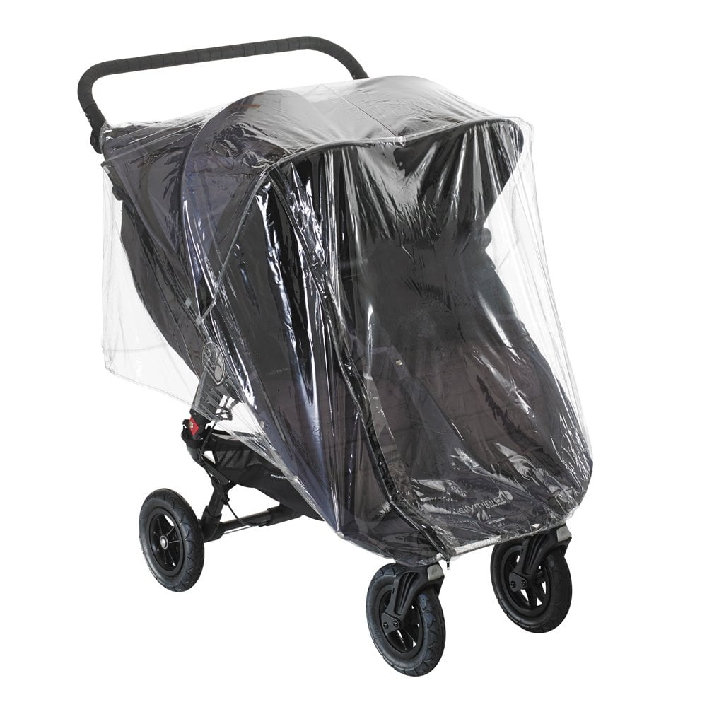 Baby Jogger Baby Jogger City Mini Gt Double Raincover