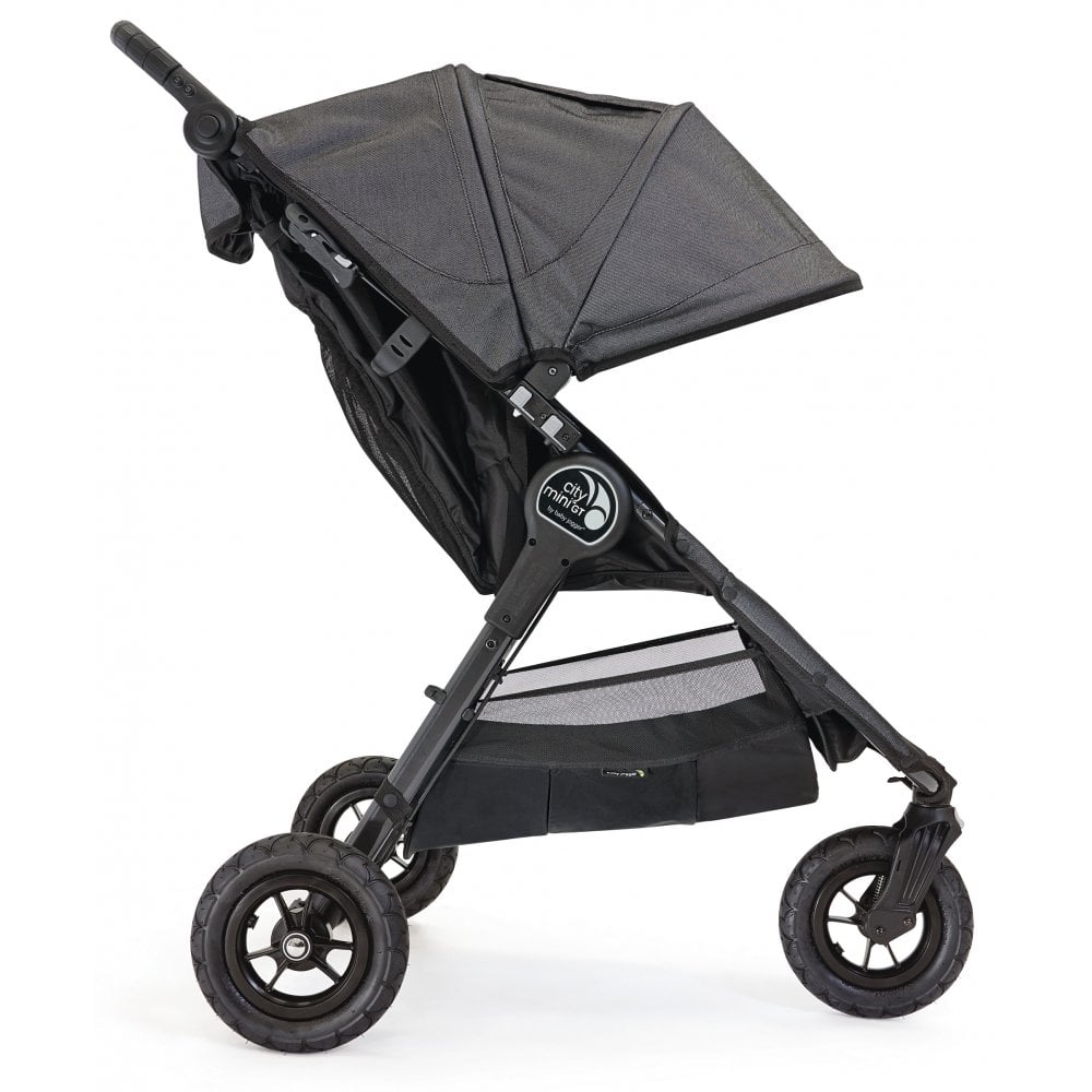 Baby Jogger Baby Jogger City Mini Gt Stroller Charcoal Denim