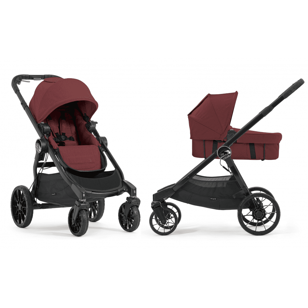 Baby Jogger Baby Jogger City Select Lux Pram Pushchair Port