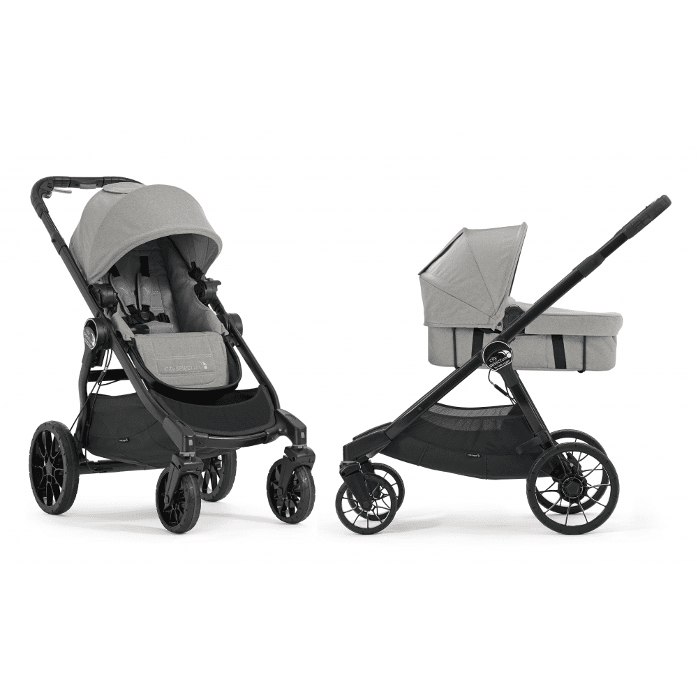 Baby Jogger Baby Jogger City Select Lux Pram Pushchair Slate