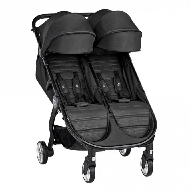 Baby Jogger City Tour 2 Double Stroller (Pitch Black) from ...