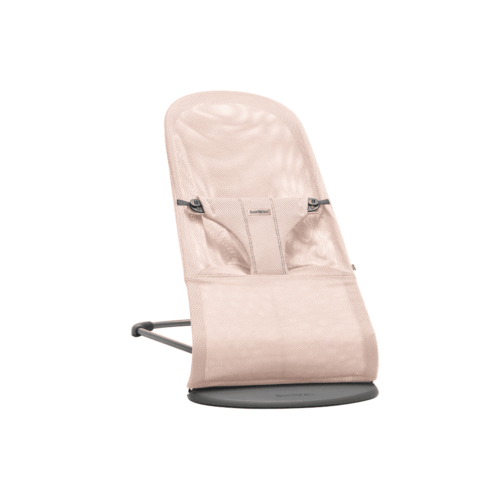 9f3718c55c9 BabyBjorn Bouncer Bliss Mesh (Powder Pink) - Nursery Furniture from ...