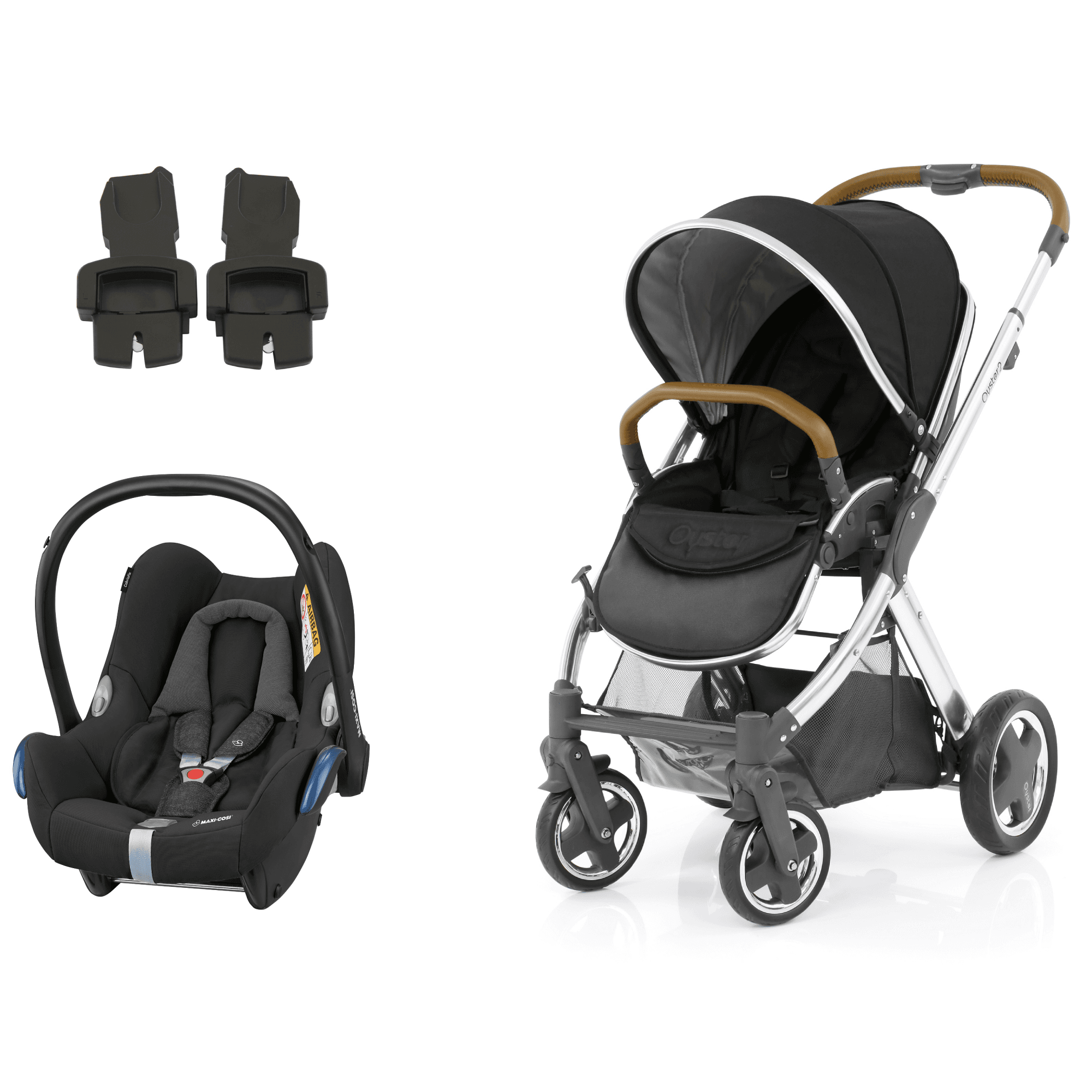 Babystyle Oyster Maxi-Cosi Car Seat Adapters