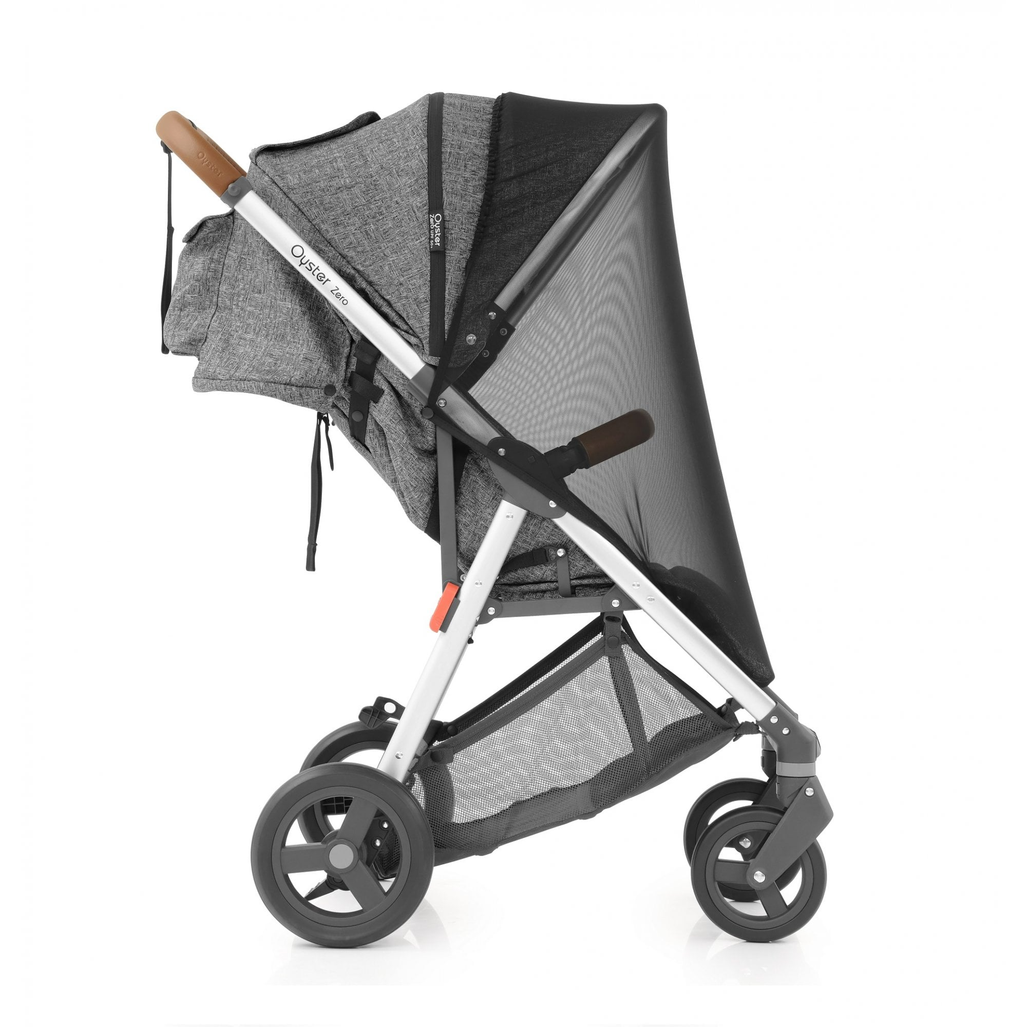 Fits Stroller Seat Unit and Carry Cot Oyster 3 Pushchair Insect Net