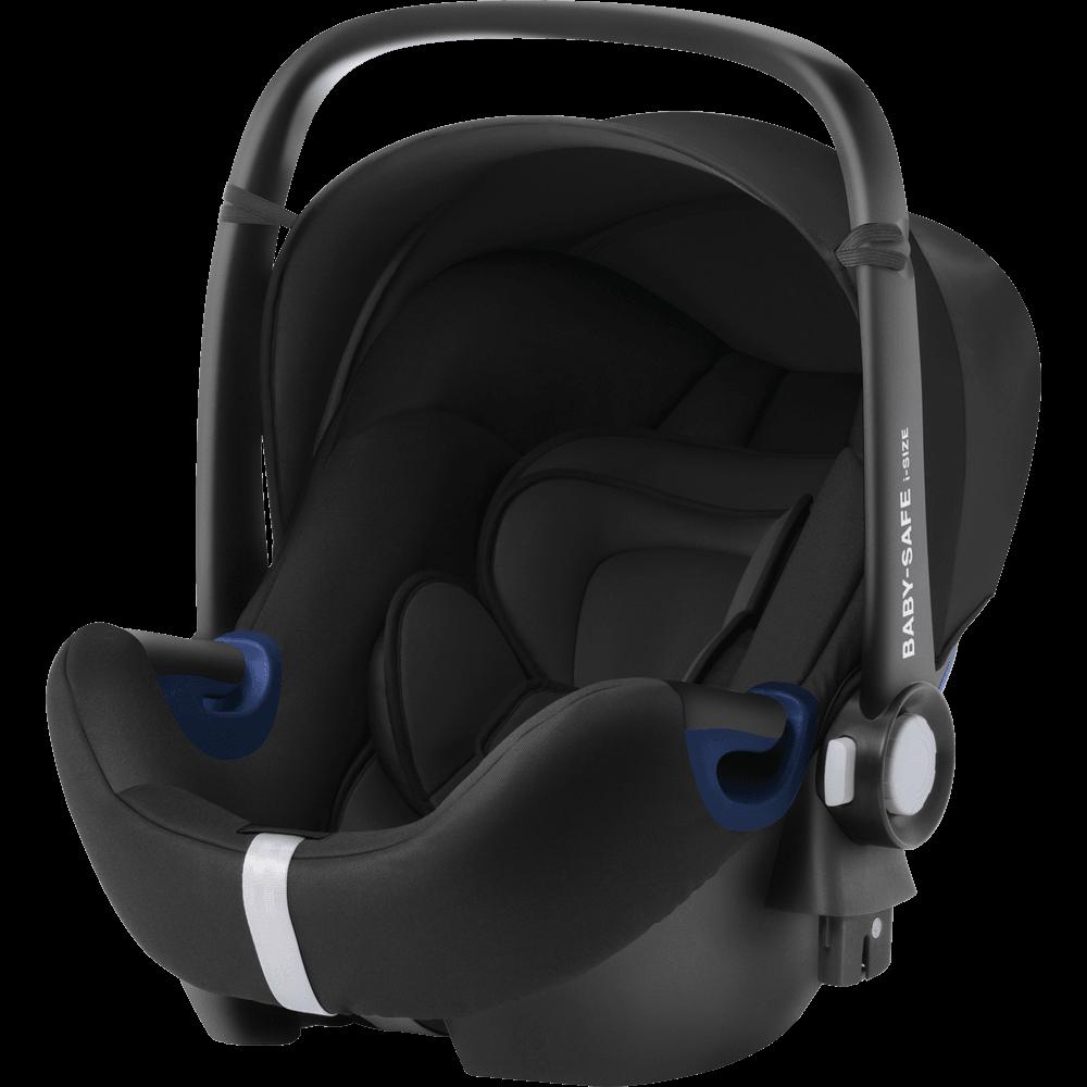Britax Britax Baby Safe I Size Baby Car Seat Cosmos Black