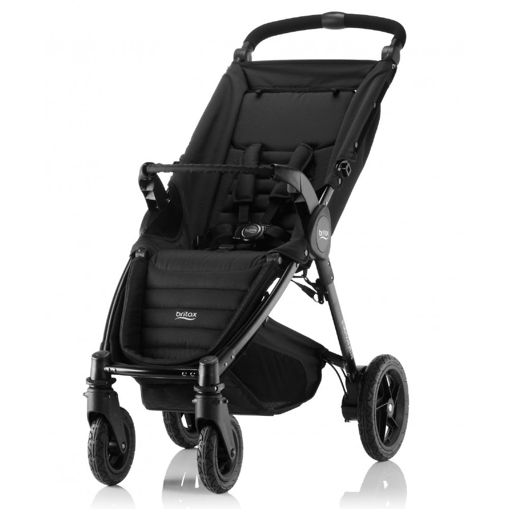Romer B Motion 4 Plus Pushchair Chassis And Seat Unit Cosmos Black