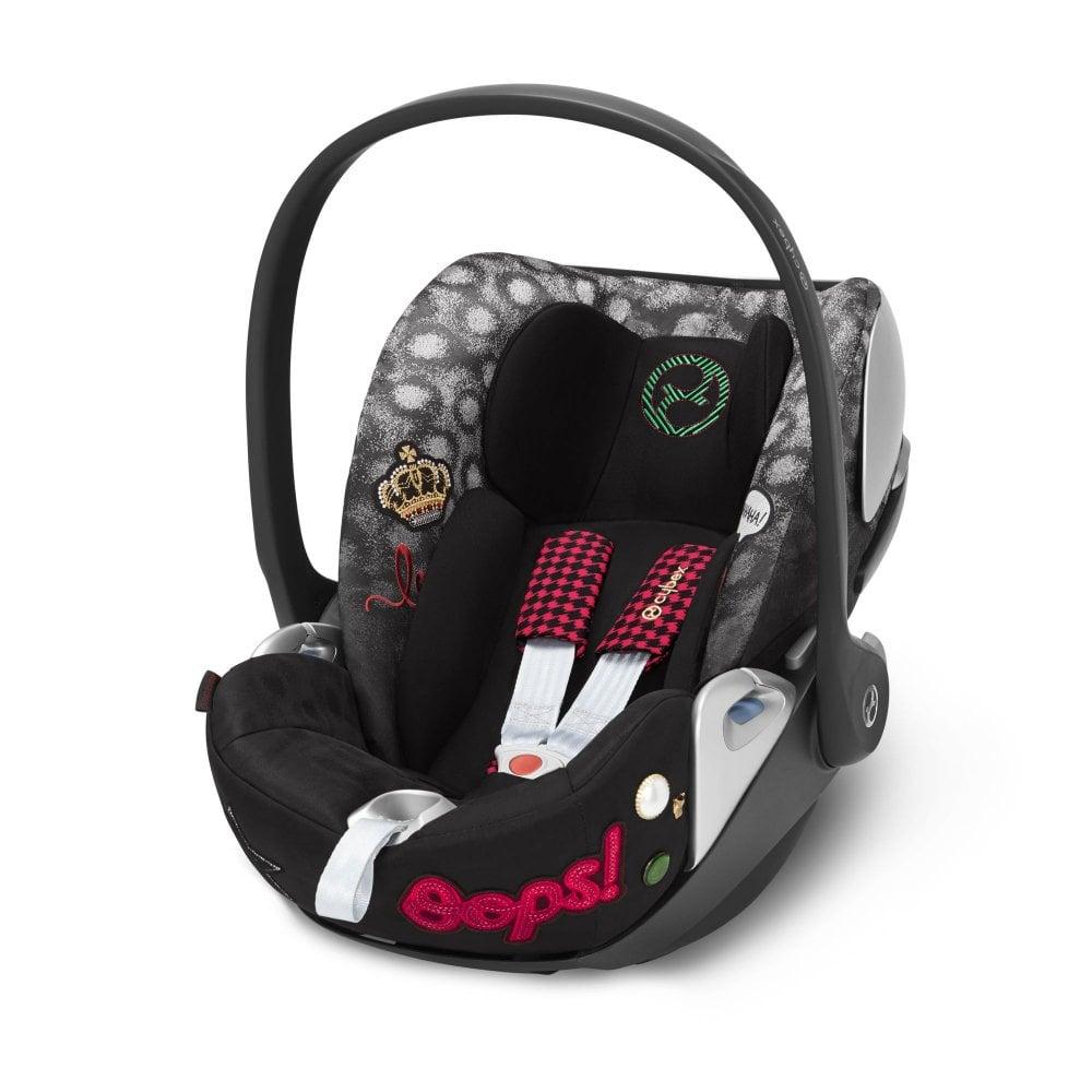 Cybex Cybex Cloud Q Fashion Edition Baby Car Seat 2019 Rebellious