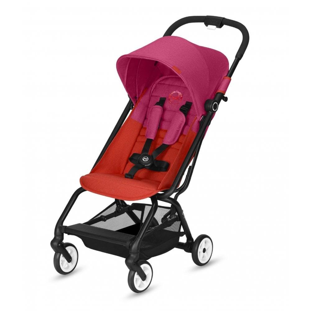 Cybex Eezy S Compact Stroller (Fancy Pink) from www ...