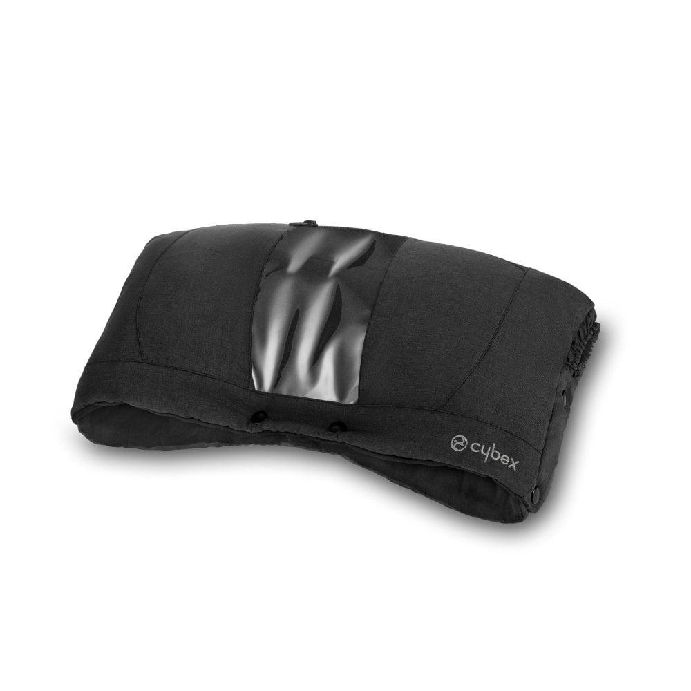 Cybex Stroller Gloves (Black) from babybabyonline.co.uk