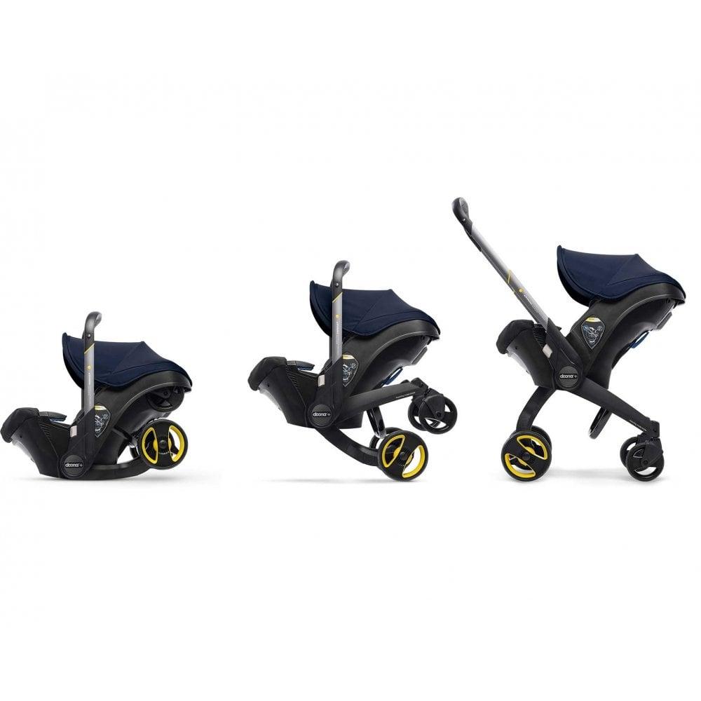 Infant Car Seat Stroller (Royal Blue)