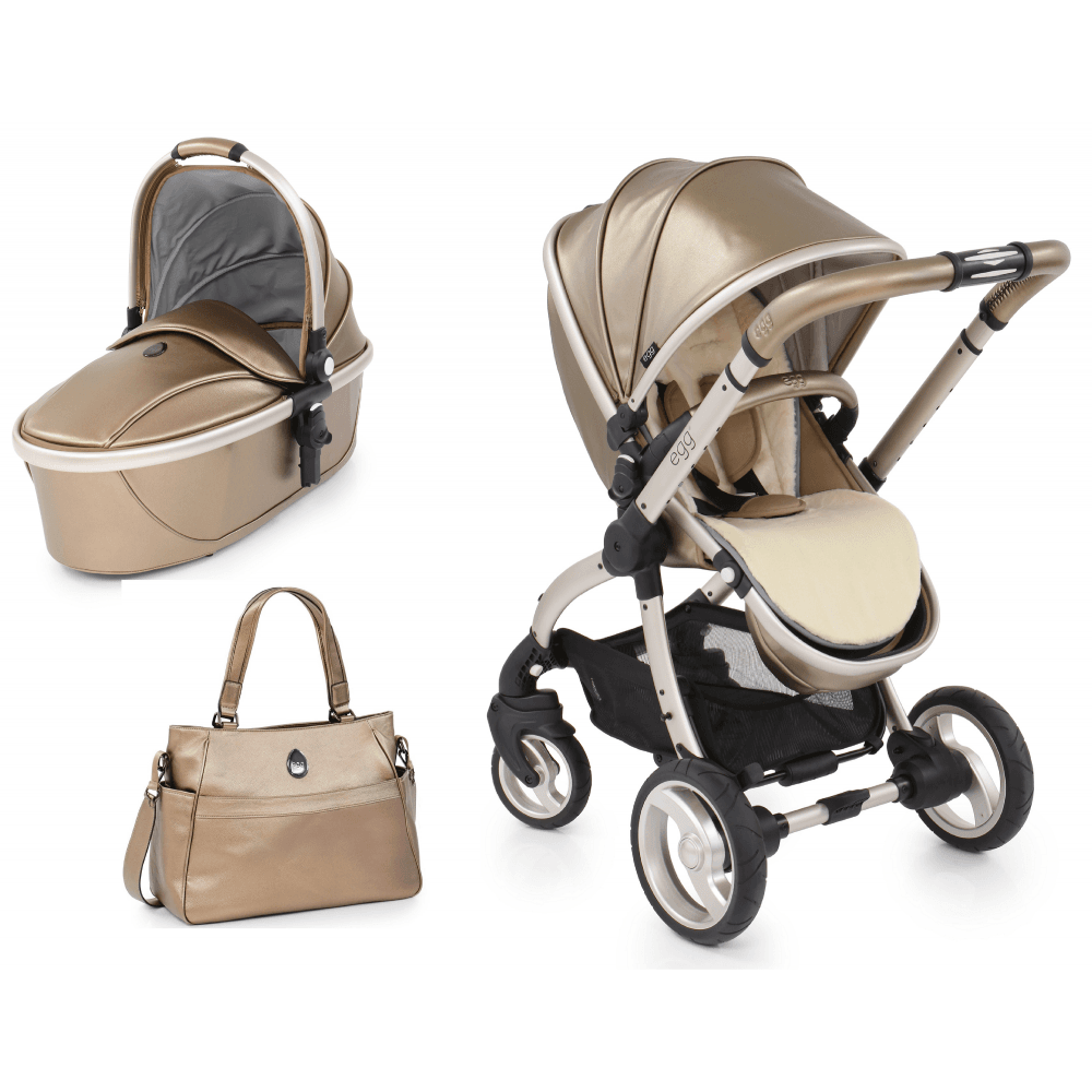 NEW EX DISPLAY EGG CARRYCOT IN HOLLYWOOD