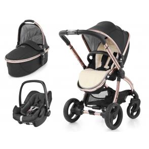 Egg Stroller Maxi Cosi Bundle Diamond Black