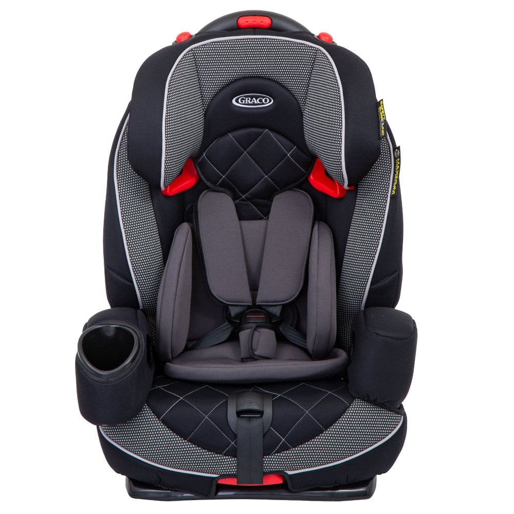 Wondrous Nautilus Elite Highback Booster Car Seat With Harness Lunar Creativecarmelina Interior Chair Design Creativecarmelinacom