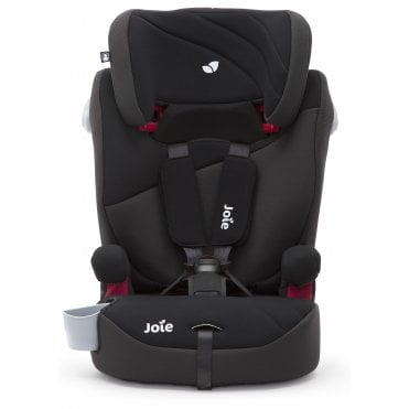 Joie Elevate 2.0 Highback Booster with Harness (Two Tone Black)