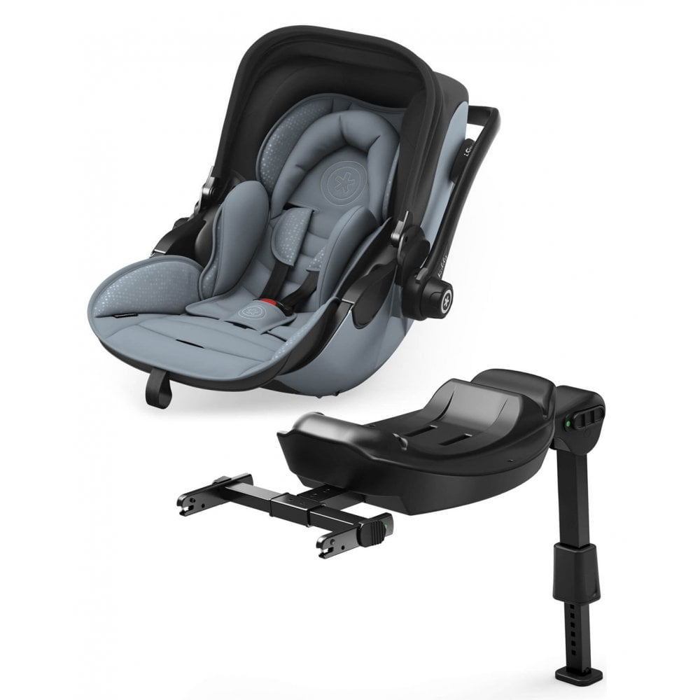 Wondrous Evoluna I Size 2 Car Seat Base Polar Grey Ex Display Creativecarmelina Interior Chair Design Creativecarmelinacom