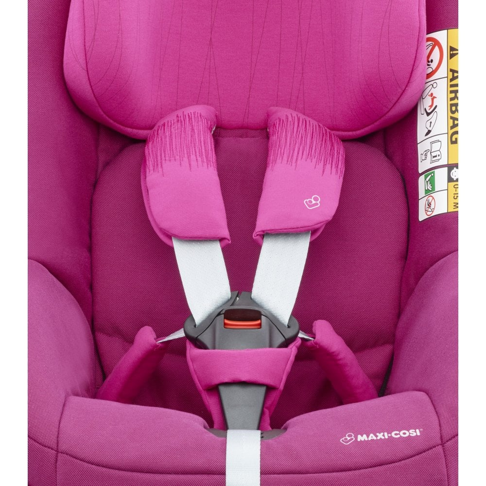 Maxi Cosi 2 Way Pearl I Size Car Seat Frequency Pink