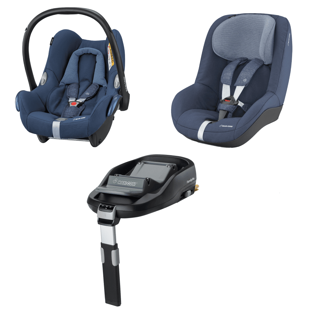 Maxi Cosi 3-in-1 Baby and Toddler Car Seat