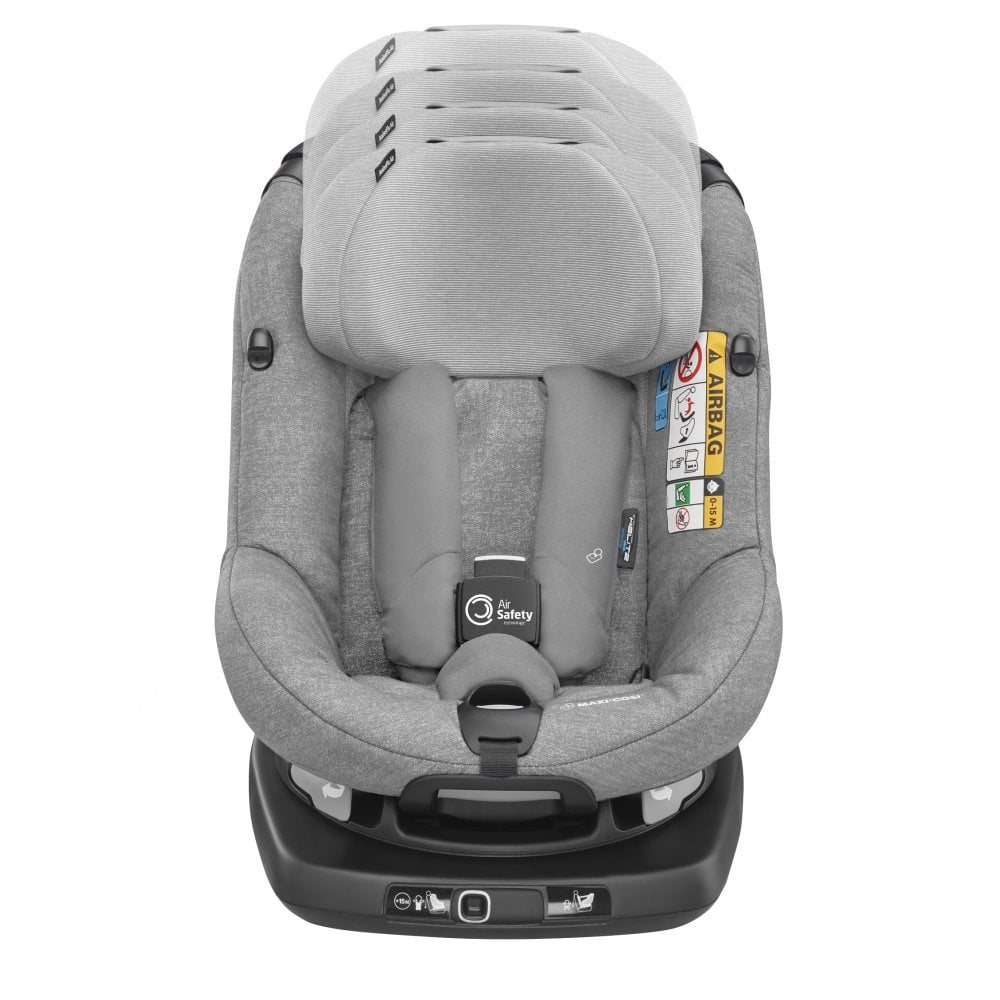 Maxi Cosi AxissFix Air I Size Car Seat Nomad Grey From