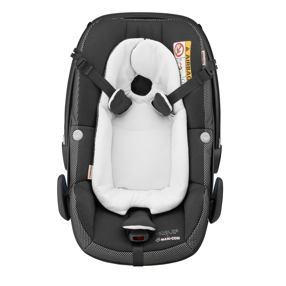 Maxi Cosi Pebble Plus I Size Baby Car Seat Rachel Zoe Luxe Sport