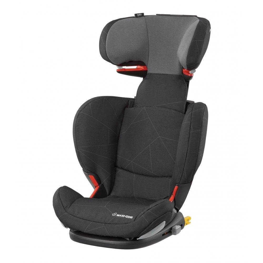 cb099da070c Maxi-Cosi RodiFix AirProtect Highback Booster Car Seat (Black Diamond)
