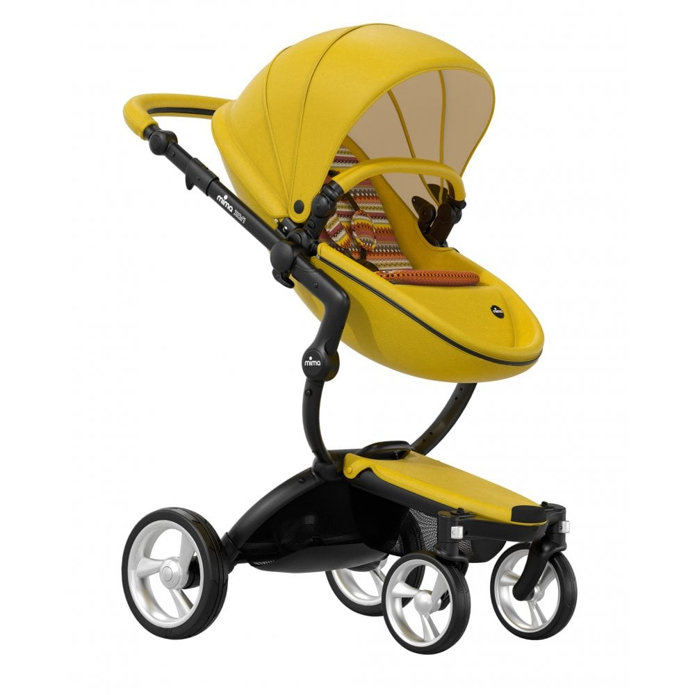 Xari Limited Edition Complete Pushchair Yellow