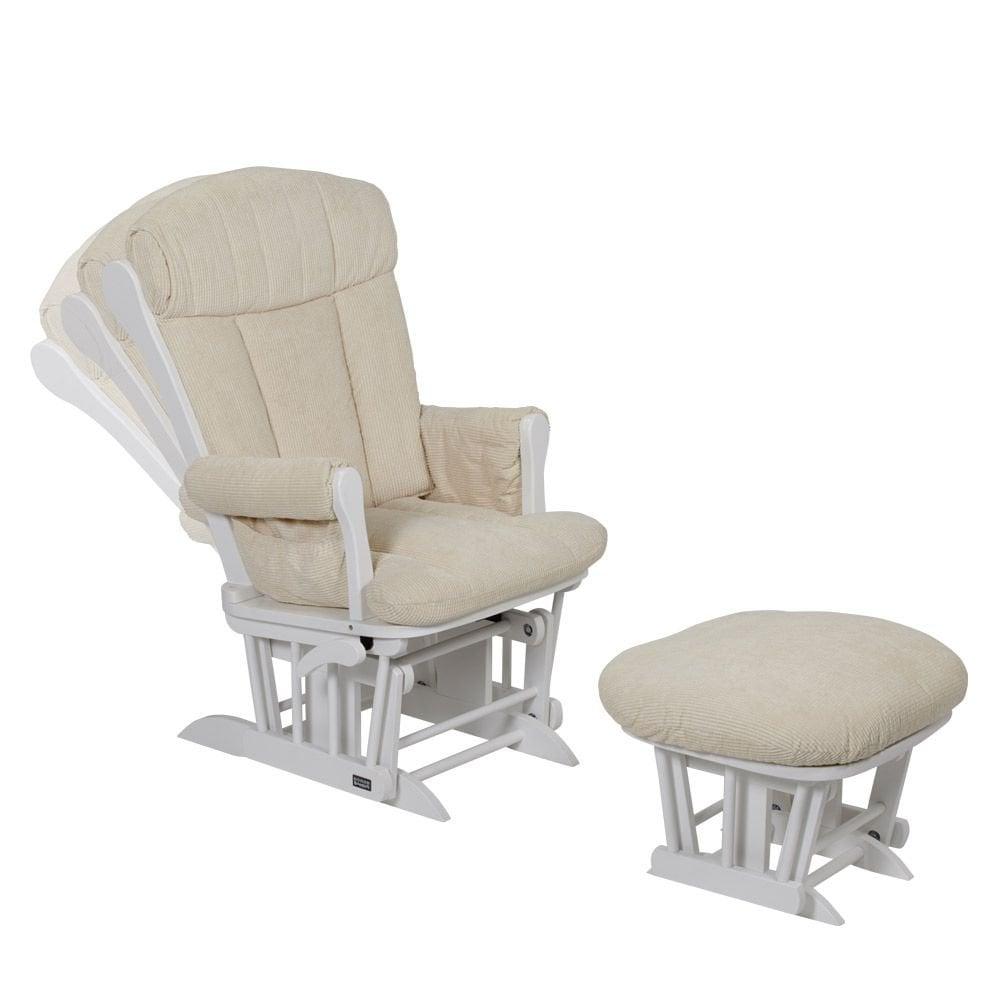 Groovy Competitive Price C7F58 E768D Tutti Bambini Glider Chair And Creativecarmelina Interior Chair Design Creativecarmelinacom