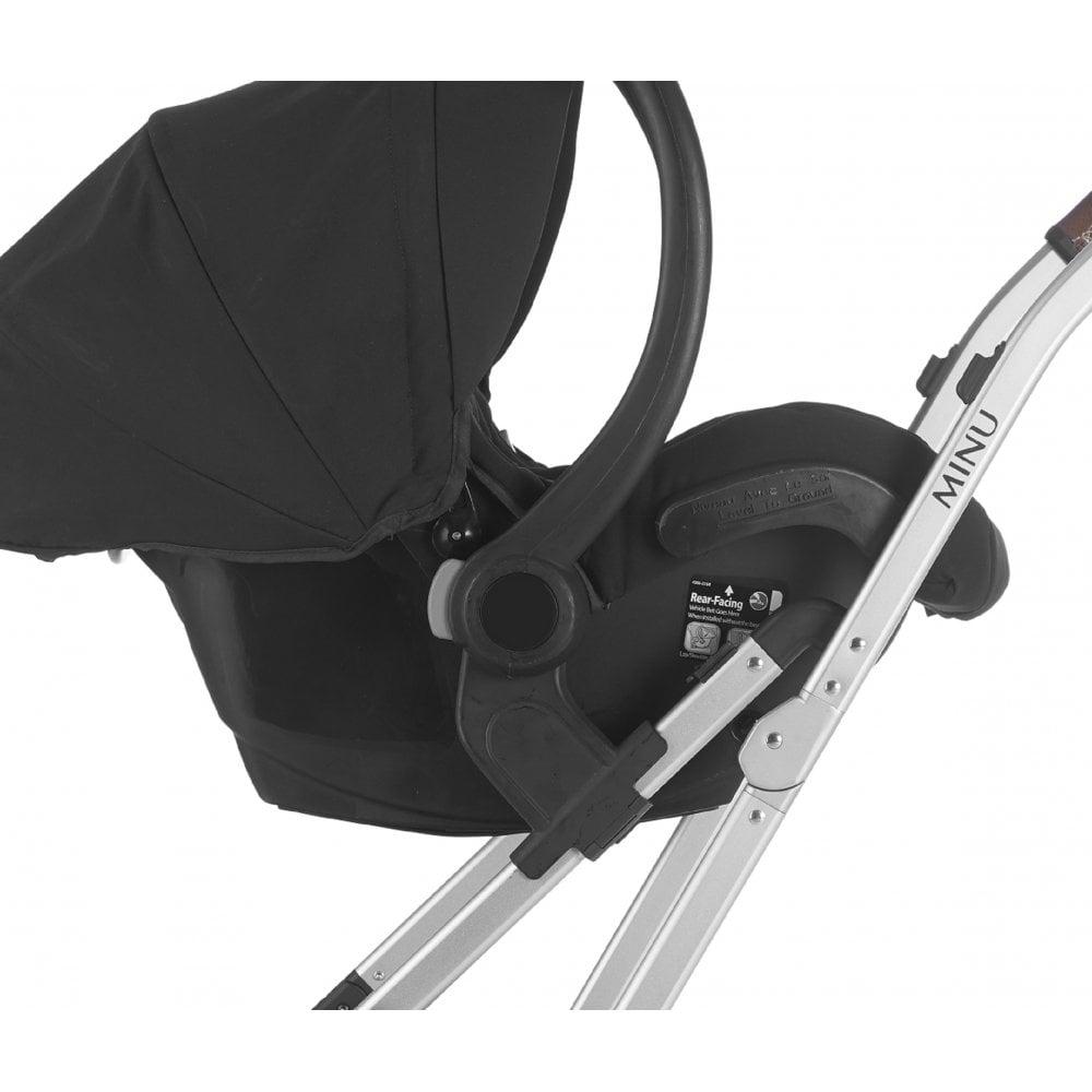 Uppababy Uppababy Minu Besafe Maxi Cosi Car Seat Adaptors Black