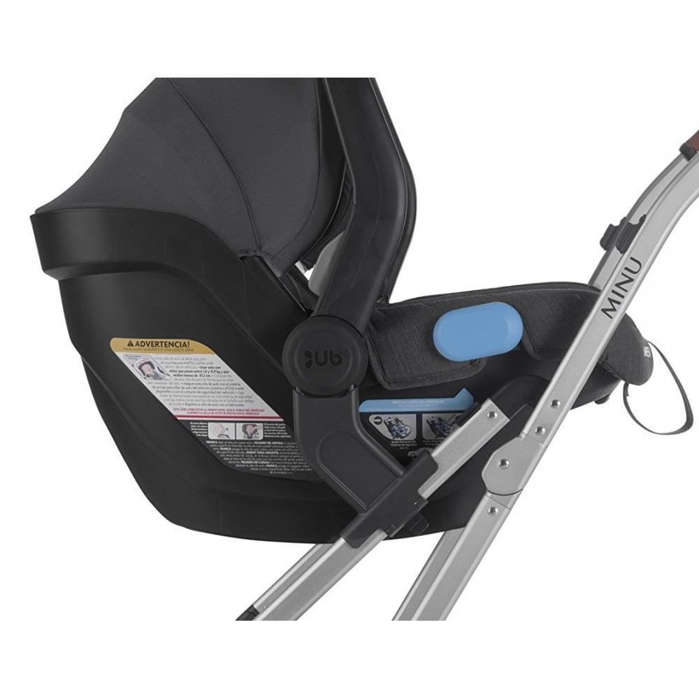 Uppababy Uppababy Minu Car Seat Adaptors For Mesa I Size Car Seat Black